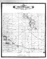 Preston Lake Township, Buffalo Lake, Renville County 1888